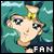 Michiru/Sailor Neptune Fan