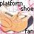 Platform Shoes Fan